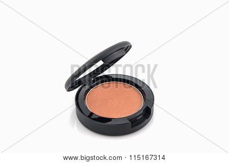 Closeup Of Face Powder.