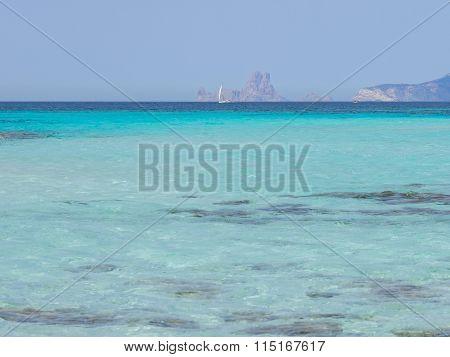 Sailing The Blue Sea