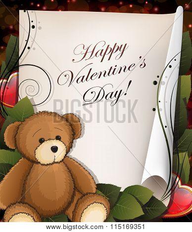 Valentines Day Invitation
