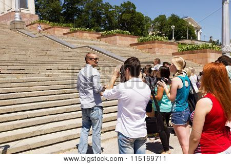 Photowalk. Volgograd, Russia