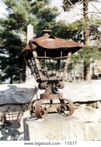 Lamp Stone 1