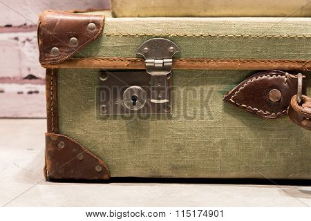 Tatty Suitcases