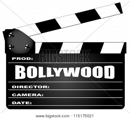 Bollywood Clapperboard