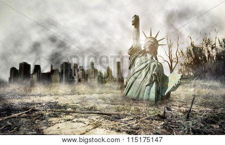 Apocalypse In New York