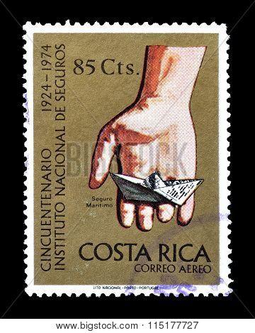 Costa Rica 1974