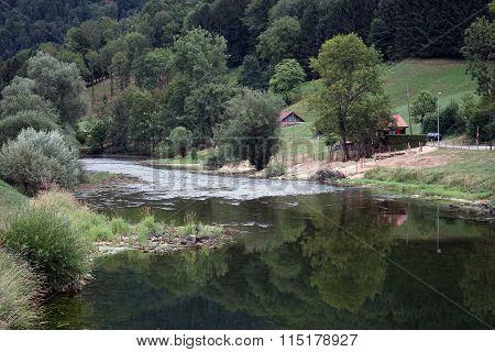River Doubs