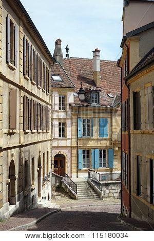 Street And Corner
