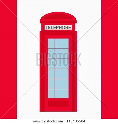 london, old telephone