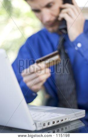 Ordering Online