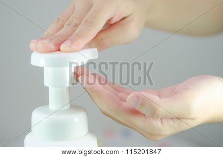 Whip Foam Soap