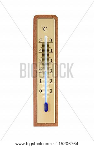Wall Thermometer.