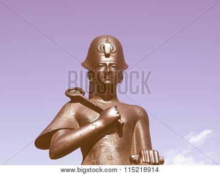 Ramses Ii Vintage