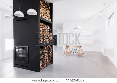 Place For A Wood
