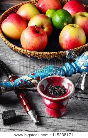 Apples And Hookah