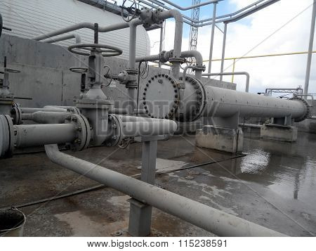 Heat Exchangers For Heating Of Oil