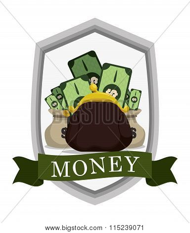 Money icons design