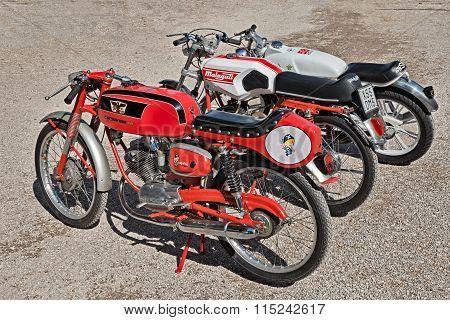 Moto Morini Corsarino 50 Zz Sport (1966 Circa)