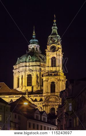 Church Of St Nicholas, Prague