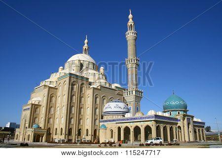 Celil Hayat Mosque in Kurdistan
