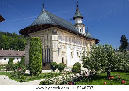Romanian Orthodox Monastery Of Putna