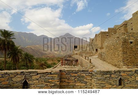 Thi Ain Ancient Village Al Baha