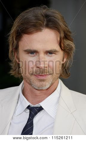 Sam Trammell at the HBO's Season 4 Premiere of