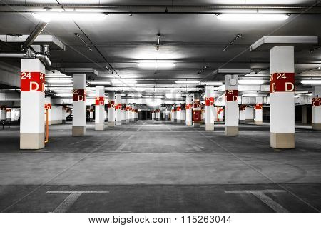 Underground Parking Selective