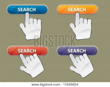 Hand And Button Search