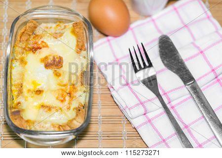 Homemade Casserole Breakfast