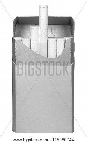 Cigarettes Box - Opened