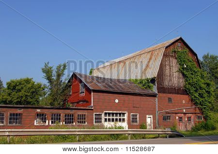 Backroads Barn