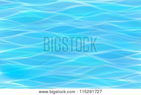 Beautiful blue background