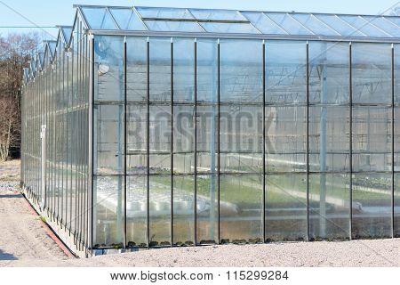 Greenhouse Facade