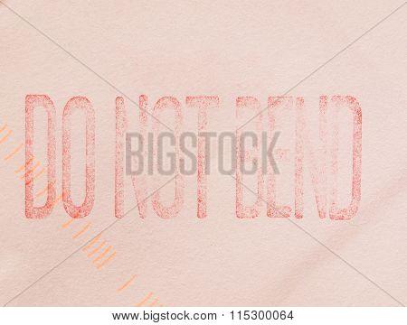 Letter Envelope Vintage