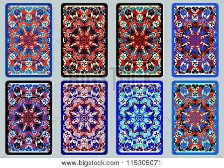 Set retro cards