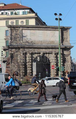 Life Under Porta Romana, Milan