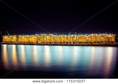 night Irkutsk