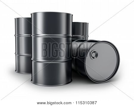 Black Barrel Oil