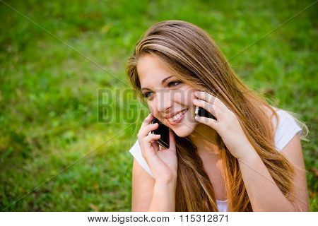 Calling with 2 mobile phones