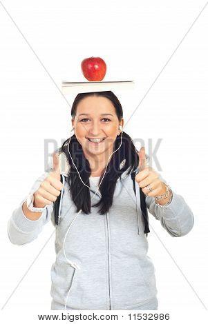 Successful Student Female