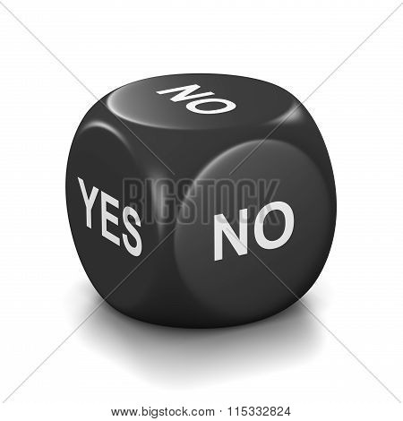 Yes Or No Black Dice