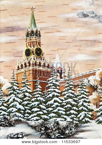 Russia, Moscow Kremlin