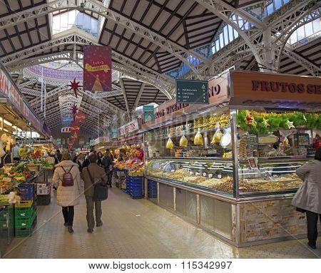 Valencia, Central Market