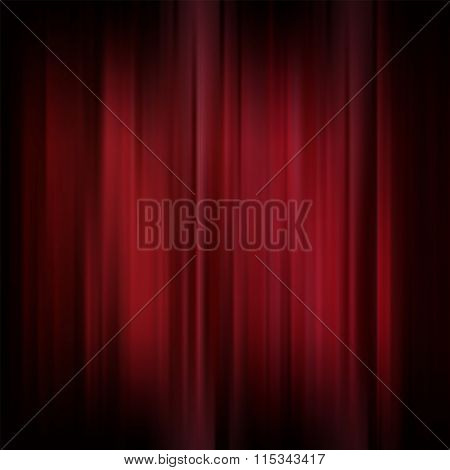Abstract Background. Motion Dark Red Vertical Lines. Vector