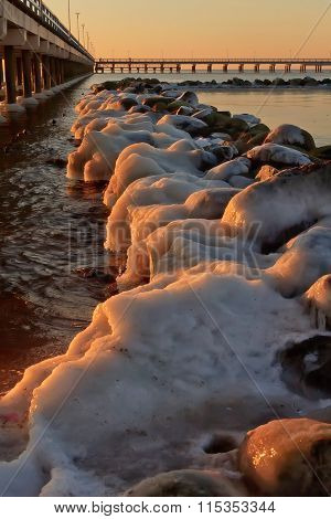 Stones In Winter