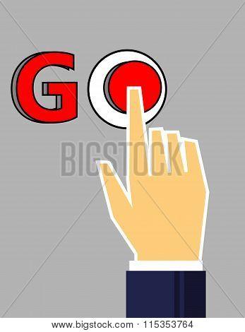 Press The GO Button