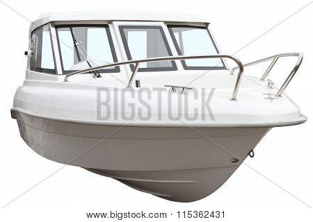 Modern Motor Boat.