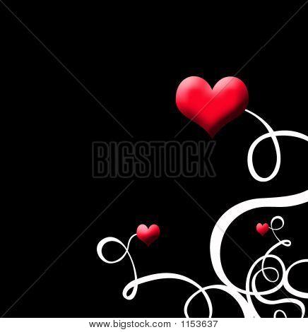 Valentine Heart Vine