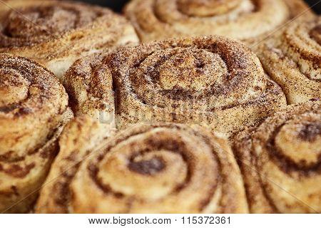 Cinnamon Buns Macro