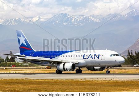 Lan Airlines Airbus A320